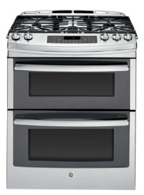 ge double ovens