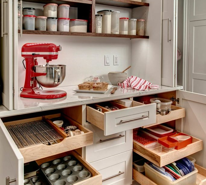 Provanti Designs Culinary / Delight Custom Baking Station